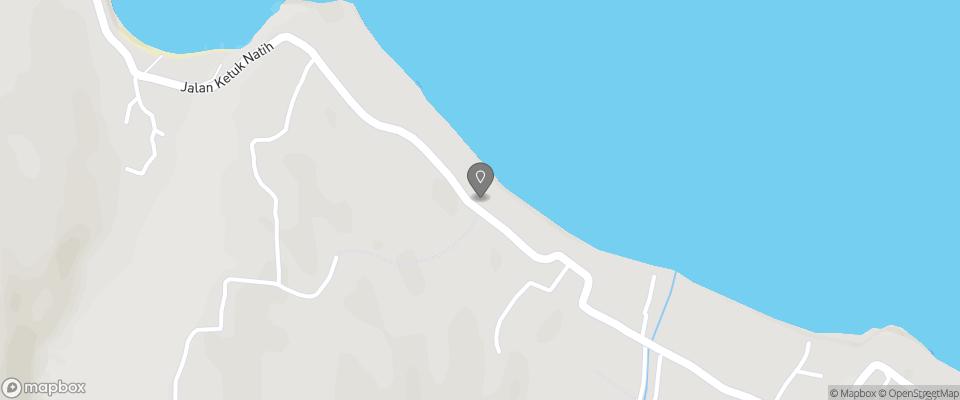 Map for Santai Hotel