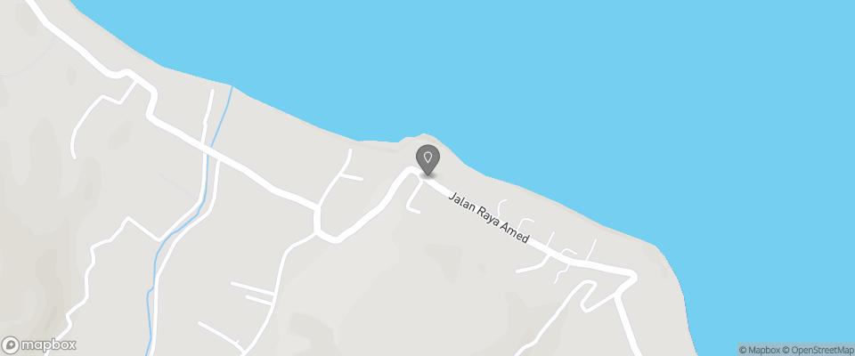 Map for Acarya Bungalows