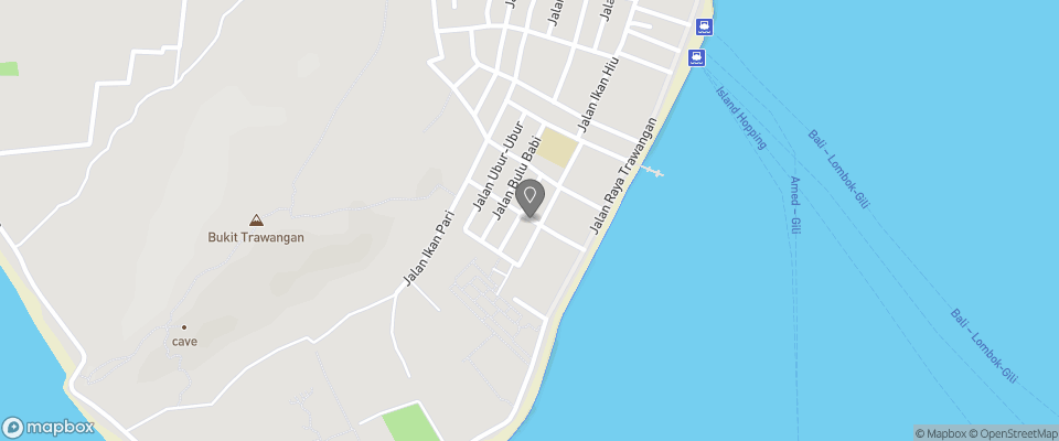 Map for Martas Hotel