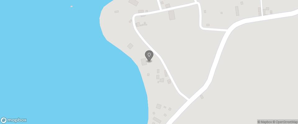 Map for Santai Beach Bungalows