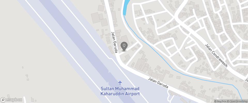 Map for Samawa Transit Hotel