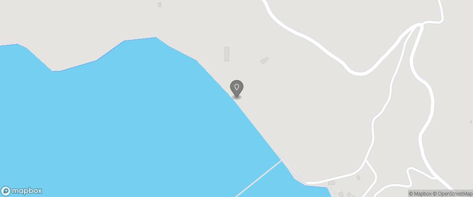 Map for Waecicu Eden Beach Hotel