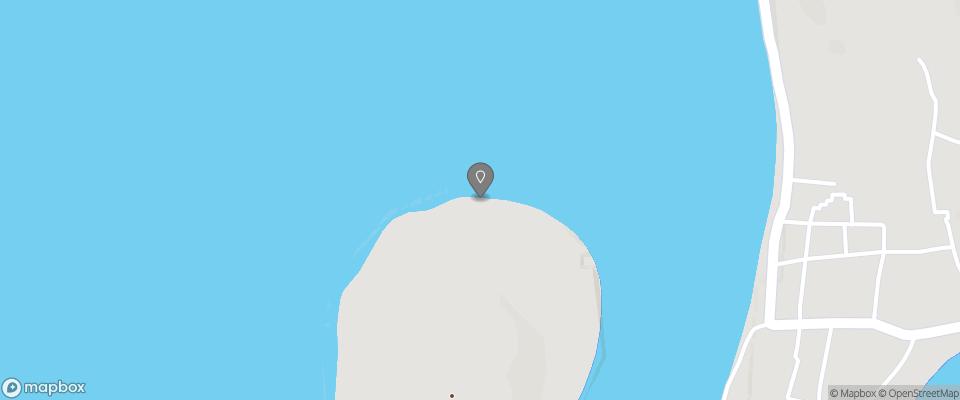 Map for La P'tite Kepa