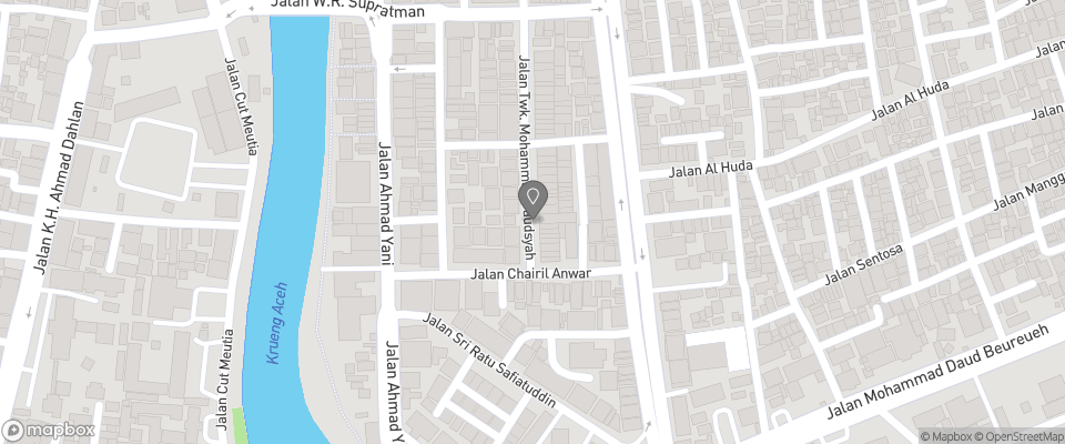 Map for Siwah Hotel