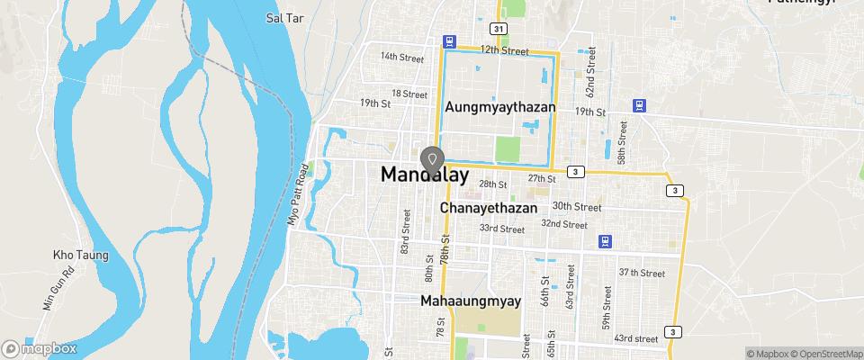 Map for M3@sunwinner Hotel