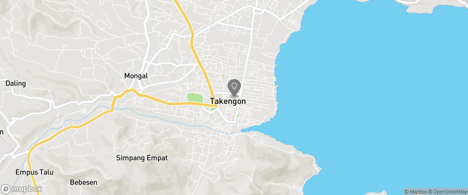 Map for Triarga Hotel
