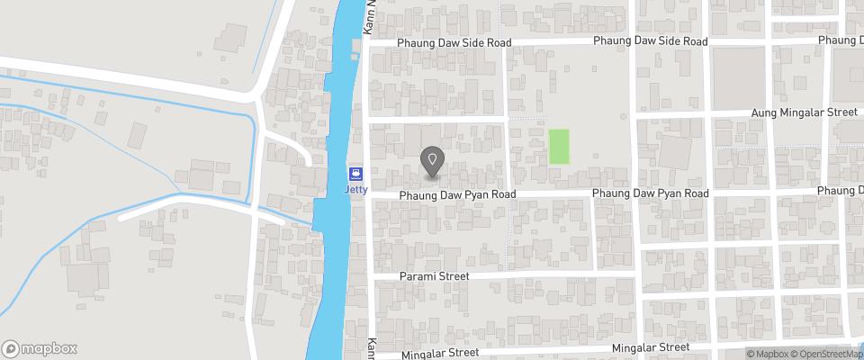 Map for Sandalwood Hotel