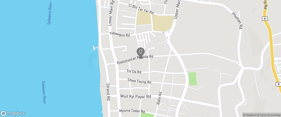 Map for Ngwe Moe Hotel