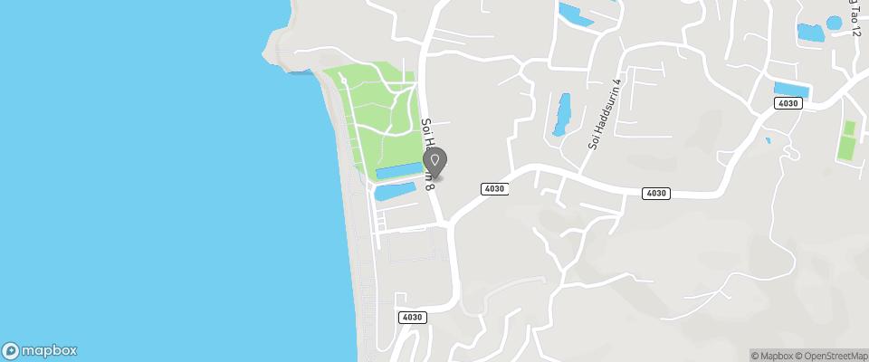 Map for Benyada Lodge