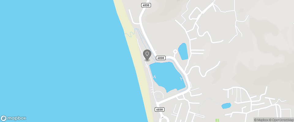 Map for In on the Beach