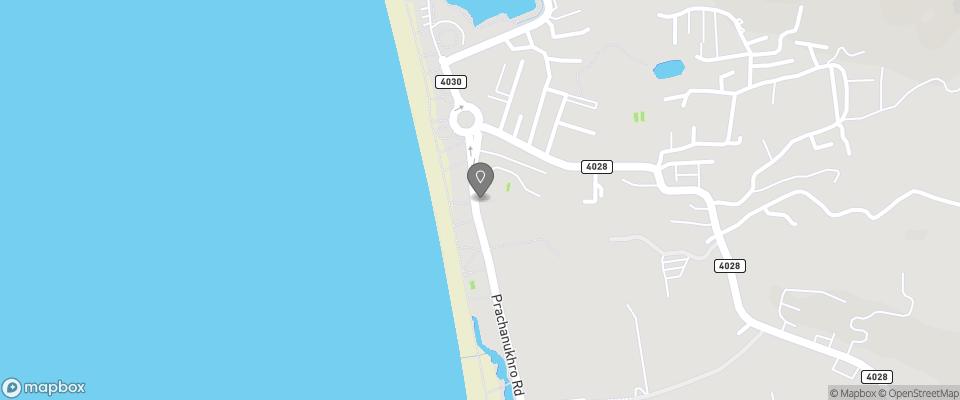 Map for Karon Sea Sands