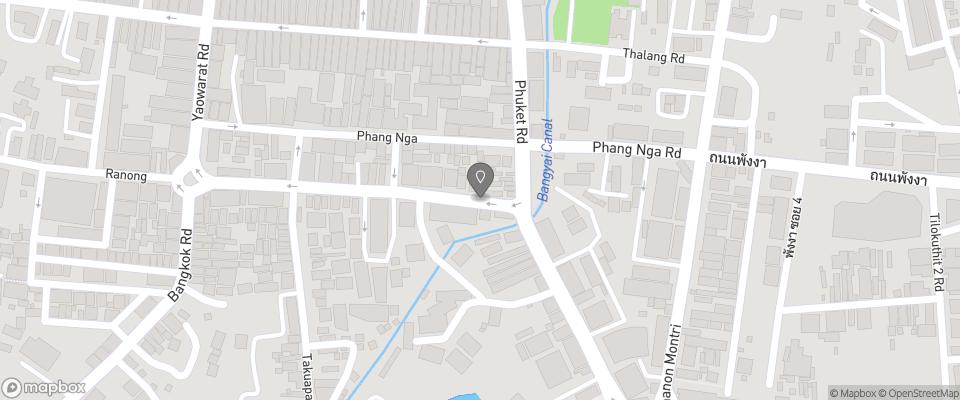 Map for Fulfill Phuket Hostel