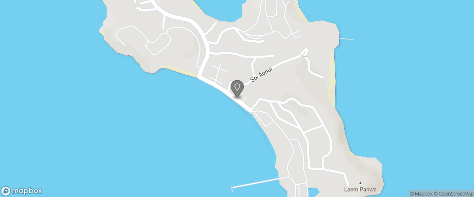 Map for Kantary Bay Hotel