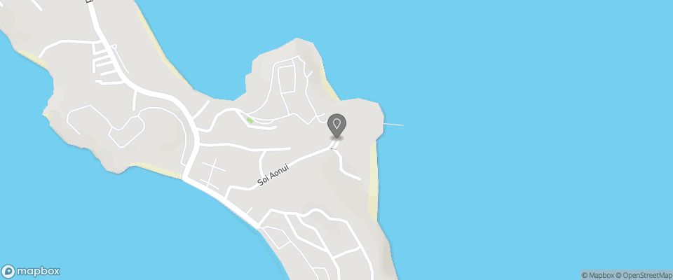 Map for Cape Panwa Hotel