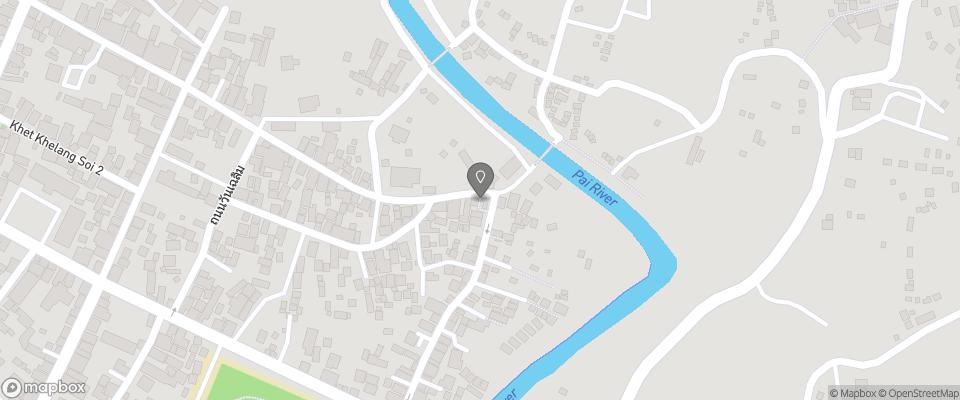 Map for Huan Saran Guesthouse