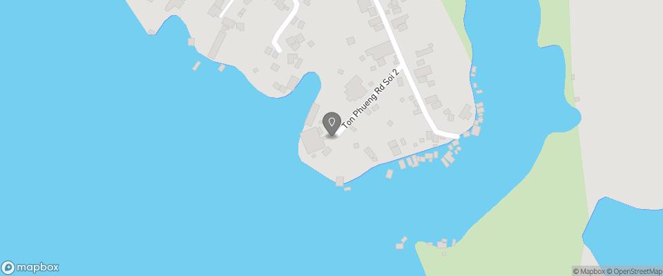 Map for Phonpailin Riverside Resort
