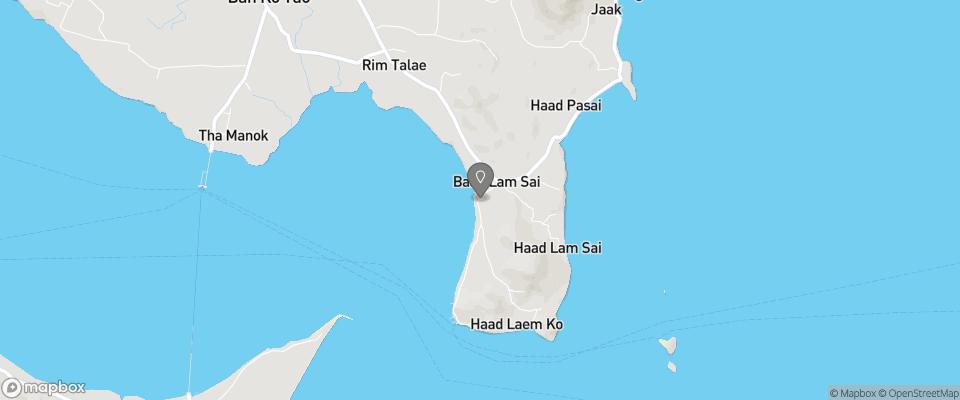 Map for Lam Sai Village Hotel