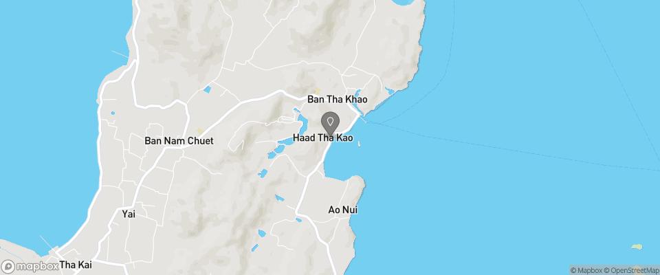 Map for Suntisook Resort