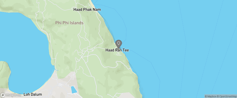 Map for Rantee Cliff Beach Resort