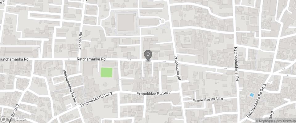 Map for Baan Huen Phen Boutique Hotel