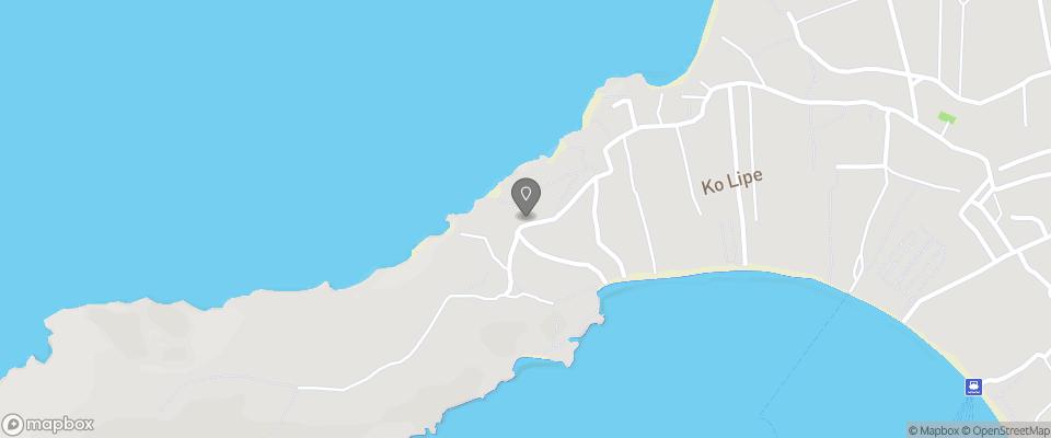 Map for Bila Beach Bungalows