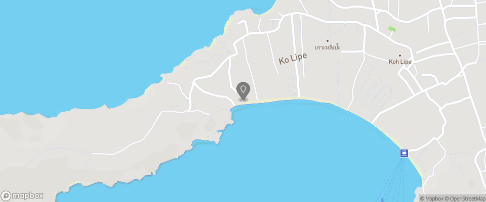 Map for Daya Resort
