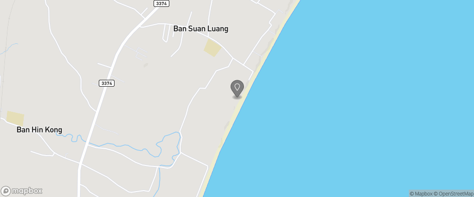 Map for Suanluang Beach