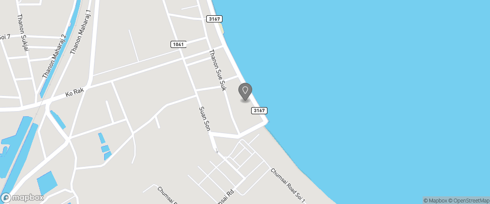 Map for Sun Beach Guesthouse