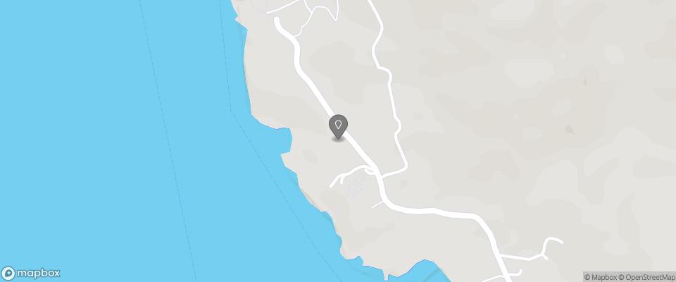 Map for Koh Tao Hillside Resort