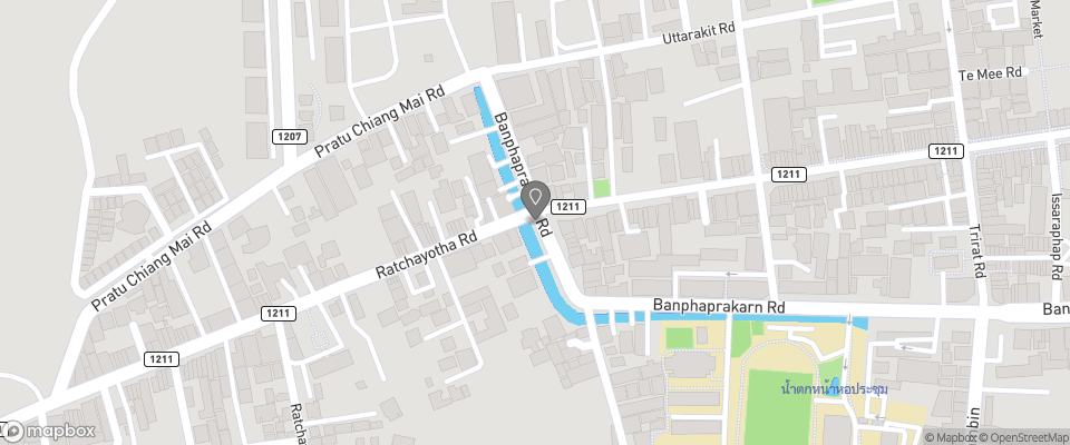 Map for Lek House