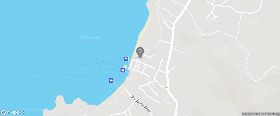Map for Ananda Villa