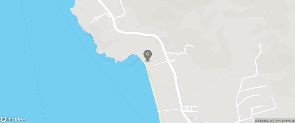 Map for Palm Leaf Resort