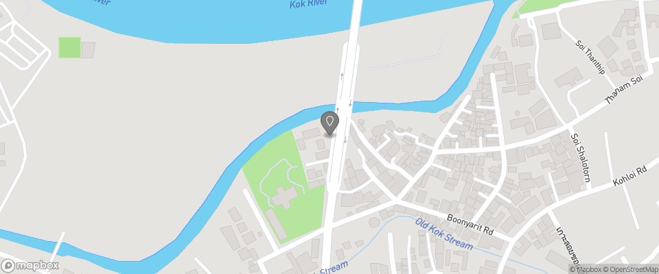 Map for Akha River House