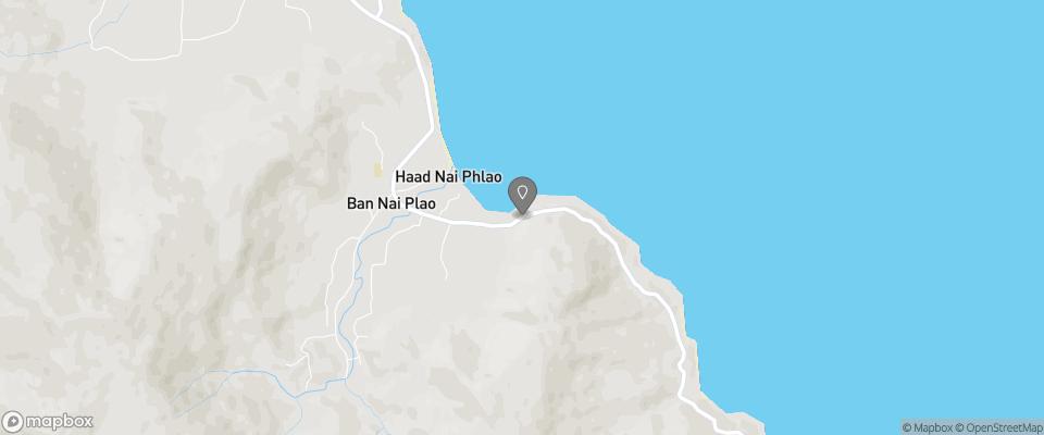 Map for Racha Kiri Resort and Spa