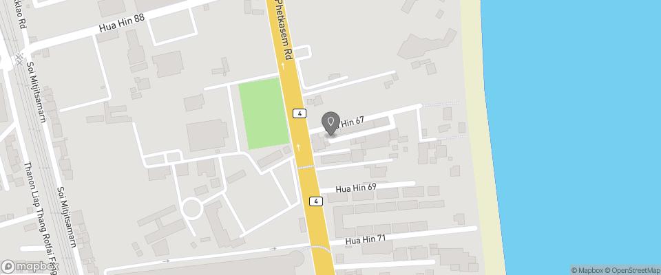 Map for Rahmahyah Hotel