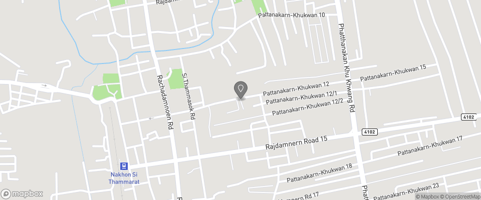 Map for Ligor City Hotel