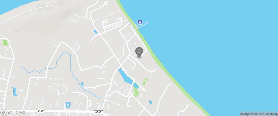 Map for Saree Samui Resort